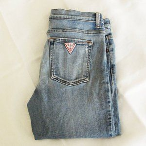 Vintage Guess Jeans with zip ankle